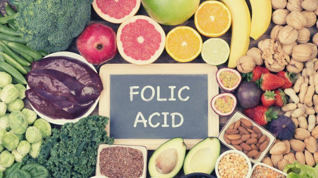 Asam Folat (vitamin B9), salah satu Vitamin Penambah Nafsu Makan Bagi Orang Dewasa