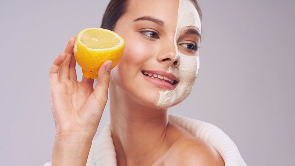 Manfaat Jeruk Lemon Bagi Kecantikan Wajah