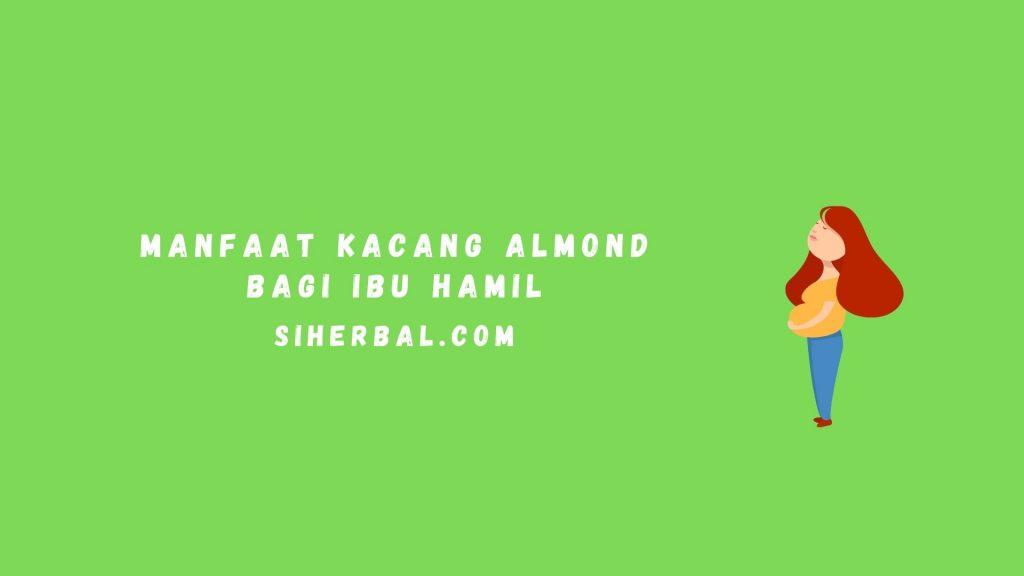 Manfaat Kacang Almond Bagi Ibu hamil