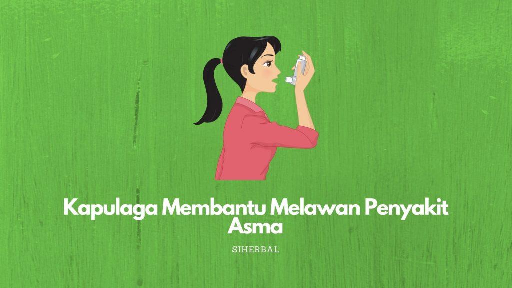 Membantu Melawan Penyakit Asma