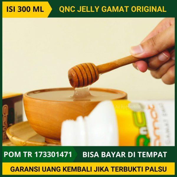 QNC Jelly Gamat Herbal Multi Khasiat Original 100 % ASLI 2